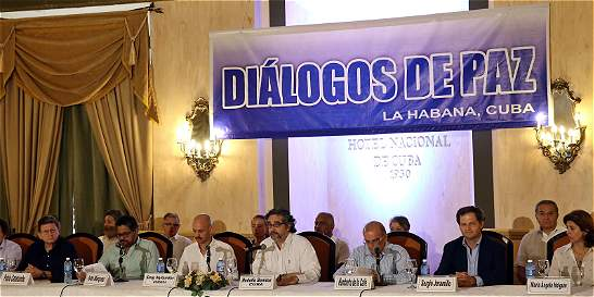 'Farc van a tener todas las garantías por parte del Estado': Gobierno