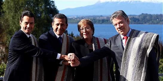 Alianza Pacífico plantea integración con Mercosur