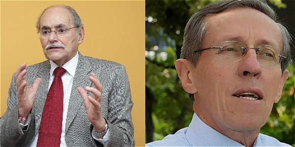 Horacio Serpa y Navarro Wolf hablan sobre los retos de la Constitución