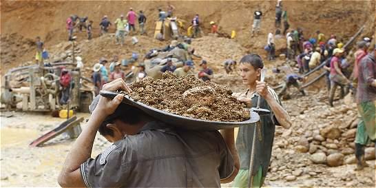 Gobierno intervendrá mercado del oro para frenar minería ilegal