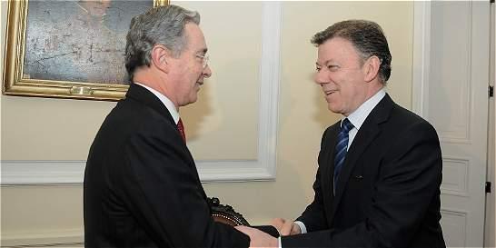 Esta es la carta de Santos a Uribe invitándolo a la reconciliación