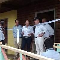 Gobierno inaugura obras en San Andrés y Providencia