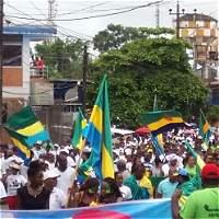 Inminente acuerdo para levantar el paro en Chocó