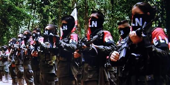 Fuerza Pública alista operaciones por amenaza de 'paro armado' del Eln