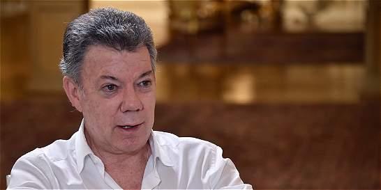 'Quienes hablan de una paz con impunidad no dicen la verdad': Santos