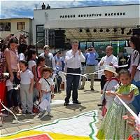 Tres municipios más, libres de minas antipersonal