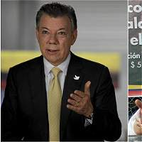Duro regaño velado del presidente Santos a Vargas LLeras