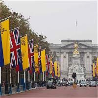 Presidente Santos inicia visita de Estado al Reino Unido