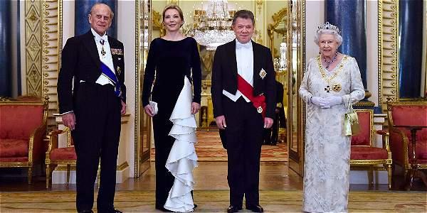 La reina Isabel II destaca el