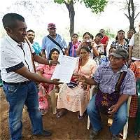 Por primera vez, comunidad wayú es reconocida como víctima
