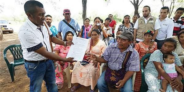 comunidad wayú