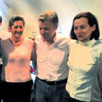 Santos recibe este sábado, en Oslo, el Nobel de Paz