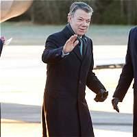 Nobel de Paz fue un 'enorme impulso' para lograr nuevo acuerdo: Santos