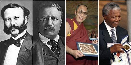 De Luther King a Mandela, los Nobel de Paz más famosos de la historia