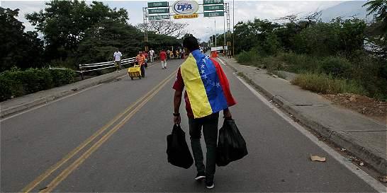 Colombia protesta ante Venezuela por estigmatizar ciudades colombianas