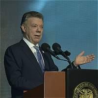 'Ni mis hijos ni hermanos han tenido cuestionamientos': Santos