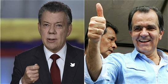 Santos le exige a Zuluaga probar 'infiltración de su campaña'