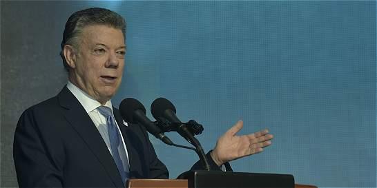Santos recomienda financiación estatal plena de campañas