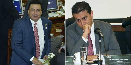 Ordenan 20 días de arresto contra presidentes de la Cámara y del CNE
