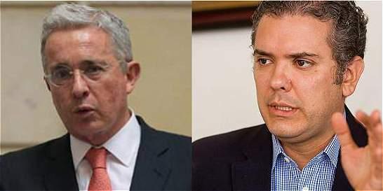 Uribe, ¿cada vez más cerca de Iván Duque?