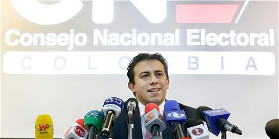 El CNE ya asignó la investigación de las campañas de Santos y Zuluaga