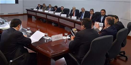 Este lunes será la primera mesa de trabajo para la reforma política