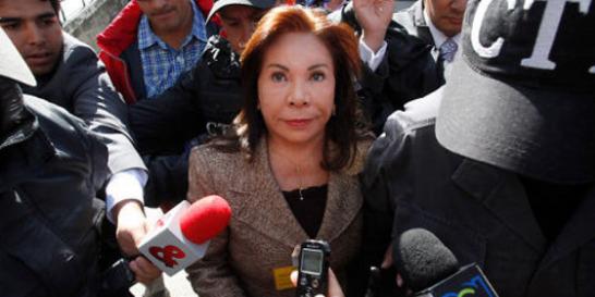 Fiscales viajaron a Argentina para rastrear bienes del Mira
