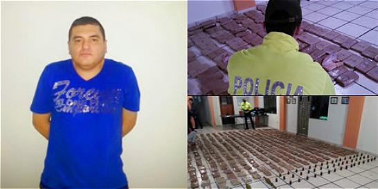 Policía captura al principal enlace entre cartel de Sinaloa y las Farc