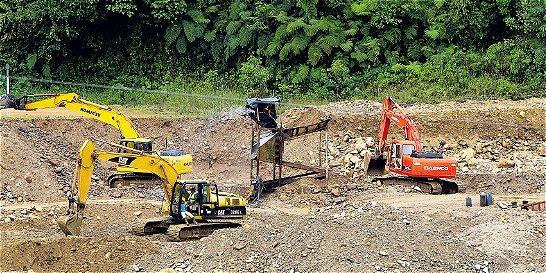 El 'Clan Úsuga' ahora quiere dedicarse a la minería ilegal