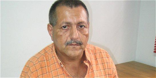 Capturado exparamilitar alias '08' en Bogotá