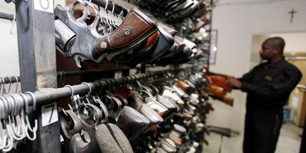 Uno de cada 300 colombianos tiene un arma legal