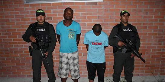 Buscan a otros siete guerrilleros por crimen de policías en Nariño