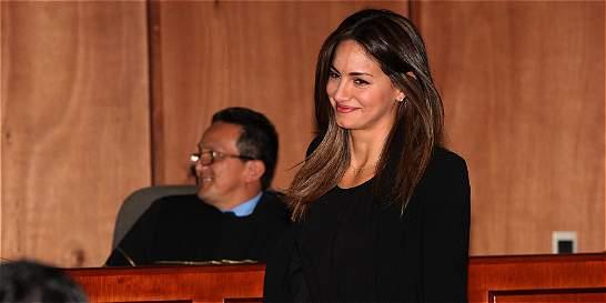 Gracias a Dios y a la justicia que falló a mi favor: Valerie Domínguez