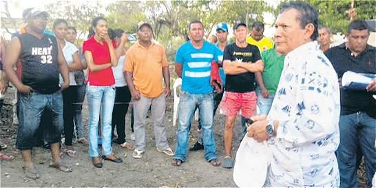 La 'Gata' estaría detrás de ola de invasión de predios en Magangué