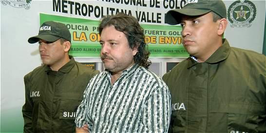 Inpec trasladará de cárcel a 'el Cebollero' cuando sea notificado