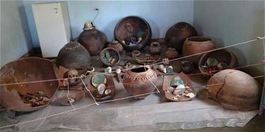 Capturan a traficantes de piezas arqueológicas