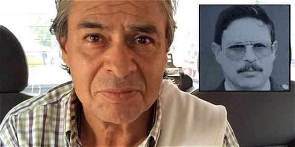 El antes y después del Coronel Jorge Eliécer Plazas Acevedo.