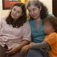 'Nuestros hijos por fin tienen dos mamás ante la ley'