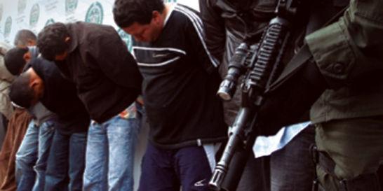 Claves de pacto entre 'bacrim' y guerrillas