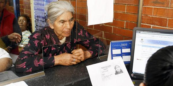 Regaño a siete EPS por negar servicios a adultos mayores