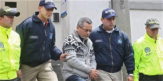 Captura de peruano rodolfo orellana en colombia justicia eltiempo com - Lntoreor dijin ...