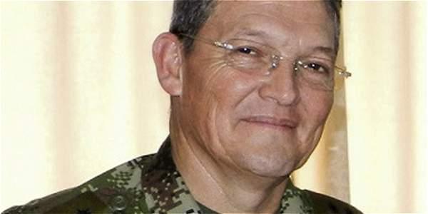 ¿Quién es el general Rubén Darío Alzate Mora?