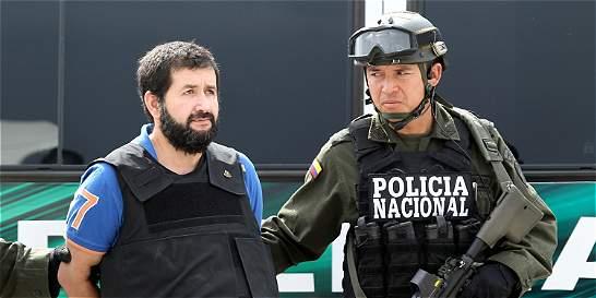 El 'loco' Barrera se declaró culpable de narcotráfico en EE. UU.