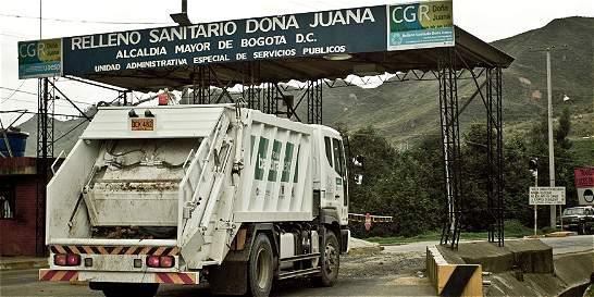 Distrito podrá pagar en dos cuotas condena por derrumbe en Doña Juana