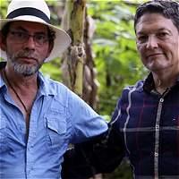 Foto de Alzate y 'Pastor Álape' es muestra de reconciliación: Farc