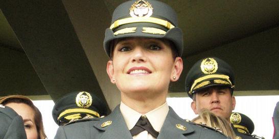 Habla la segunda mujer que recibe el grado de general del Ejército