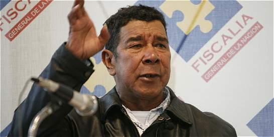 Tribunal de Justicia y Paz niega libertad al exjefe 'para' Ramón Isaza