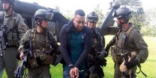 Narco del ' Clan Úsuga' cambió de nombre para evitar extradición