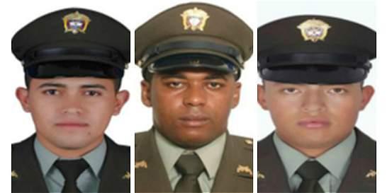 Tres policías y un civil fueron asesinados en Casanare