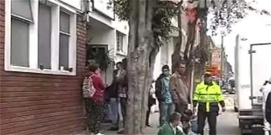 Detenido Policía que habría ayudado a fuga de presos en URI de Bogotá